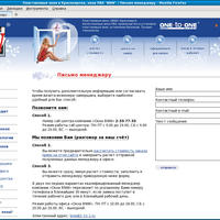 www.oknabnw.ru: Расчёт стоимости - форма отправки заказа менеджеру